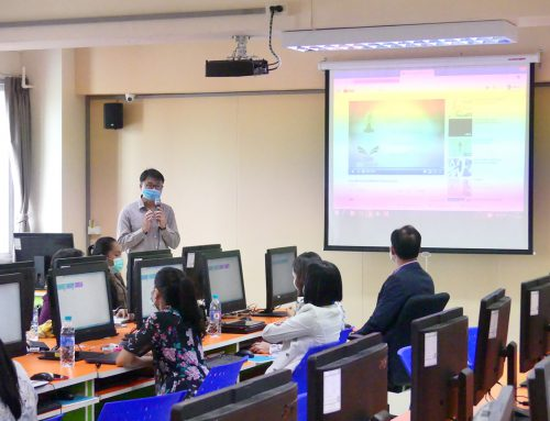 การอบรมเพื่อเพิ่มศักยภาพการเรียนการสอนด้วย google classroom โปรแกรม OBS และ Edpuzzle