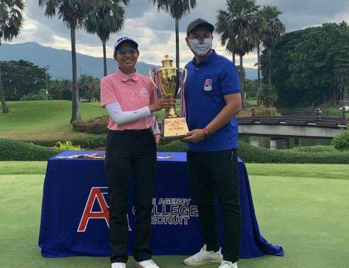 รางวัล The Winner of girl-U18 of U.S.Junior Championship